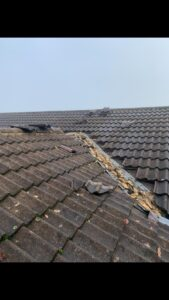 Roofers Poole need to fix a roof